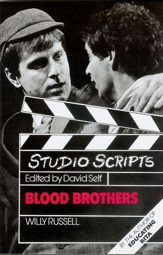9780748701827: Studio Scripts - Blood Brothers