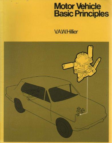 9780748702763: Motor Vehicle Basic Principles