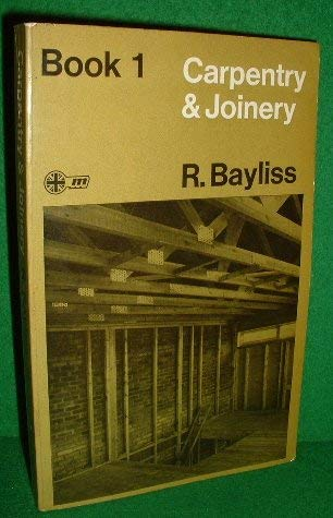 9780748702923: Carpentry and Joinery: Bk. 1
