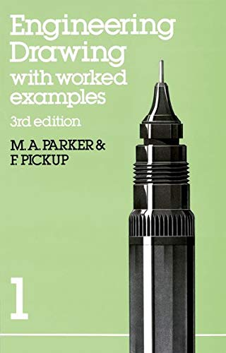 9780748703111: Engineering Drawing with worked examples 1