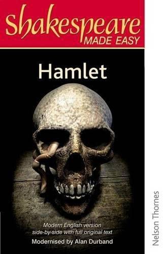 9780748703463: Shakespeare Made Easy: Hamlet
