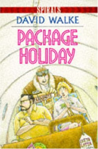 9780748703524: Package Holiday (Spirals)