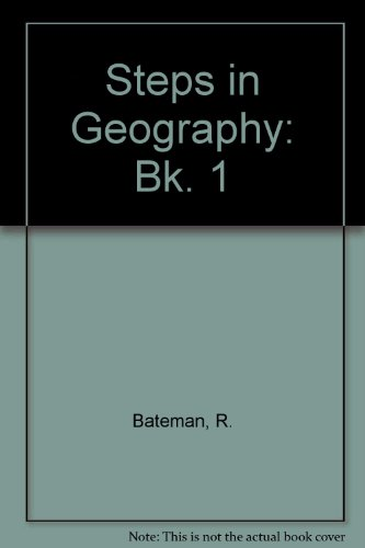 9780748703869: Steps in Geography: Bk. 1