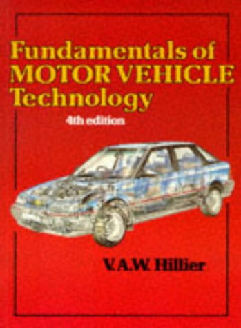 9780748705313: Fundametals of Motor Vehicle Technology
