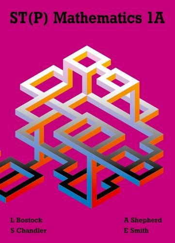 9780748705405: ST(P) Mathematics 1A Second Edition: Bk. 1A