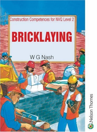 9780748712922: Construction Competences for Nvq Level 2: Bricklaying