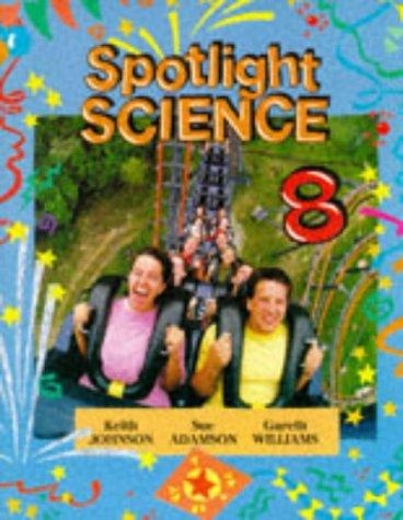 9780748715626: Spotlight Science: S2 Year 8