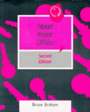9780748716326: Hotel Front Office (Catering & Hotel Management Books)