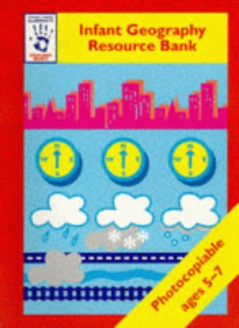 9780748717316: Infant Geography Resources Bank (Blueprints)