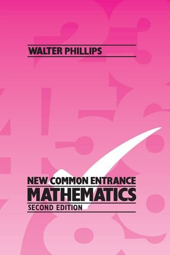 9780748717613: New Common Entrance Mathematics Second Edition