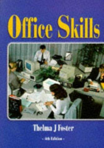 9780748717965: Office Skills
