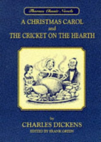 9780748718320: A Christmas Carol; and, The Cricket on the Hearth