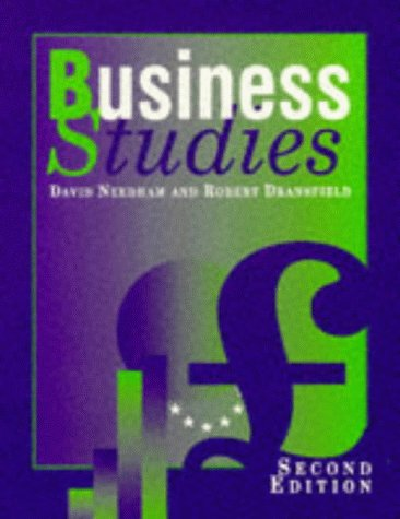 9780748718764: Business Studies - Second Edition