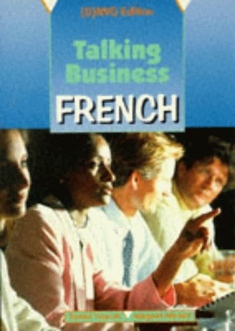 9780748721085: Talking Business: Coursebook: French