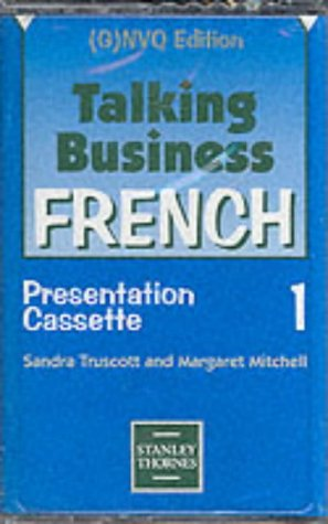 9780748721092: Talking Business: Presentation Cassettes: French