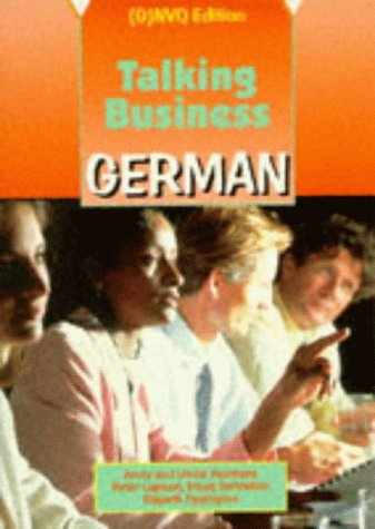 9780748721139: Talking Business: Coursebook: German