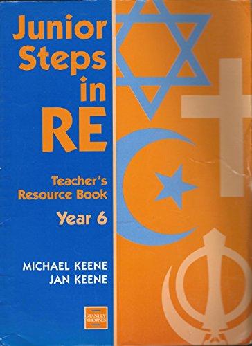 9780748721283: Junior Steps in RE: Teacher's Resource Book Year 6