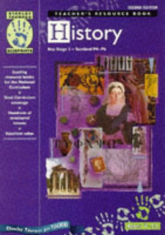 9780748722075: HISTORY KS2 TEACHERS & COPYMASTERS - 2ND EDITION - BLUEPRINTS: Blueprints - History Key Stage 2 Scotland P4-P6 Teacher's Resource Book Second Edition