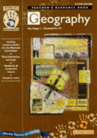 Geography: Key Stage 1, Scotland P1-P3 (Blueprints) (9780748722105) by Stephen Scoffham; Colin William Bridge; Terry Jewson