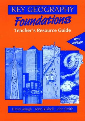 9780748726103: Key Geography: Foundations