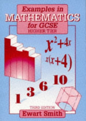 9780748727643: Examples in Mathematics for GCSE: Higher Level