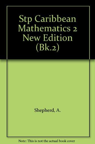 S. T. P. Caribbean Mathematics 2: Layne, C. E.;