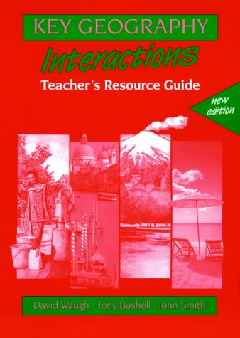 9780748730711: New Interactions: New Interactions (Key Geography)