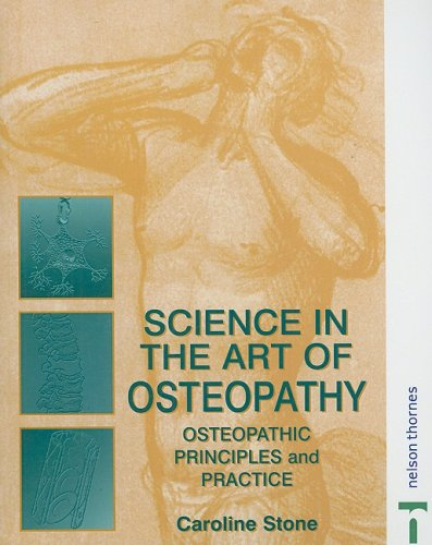 9780748733286: Science in the Art of Osteopathy: Osteopathic Principles and Practice