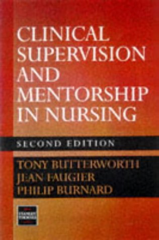 9780748733590: Clinical Supervision and Mentorship in Nursing