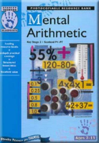 Mental Arithmetic: Key Stage 2 (Blueprints): Hopkins, Liz