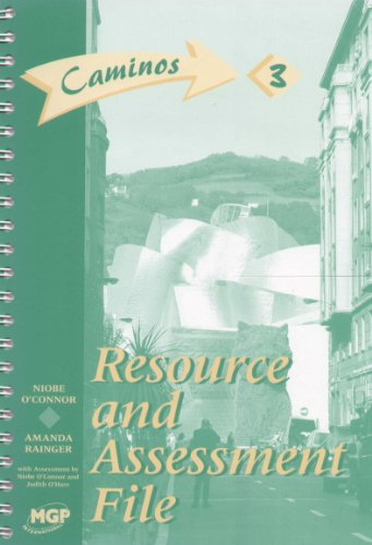 9780748738908: Caminos: Resource and Assessment File Stage 3