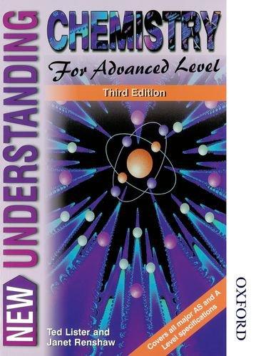 9780748739585: New Understanding Chemistry for Advanced Level