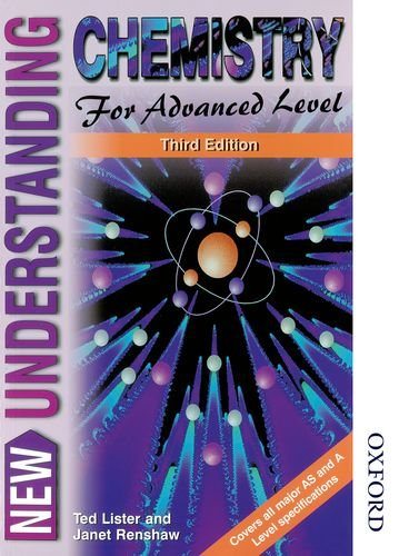 9780748739585: New Understanding Chemistry for Advanced Level Third Edition