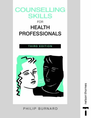 9780748739769: Counselling Skills for Health Professionals
