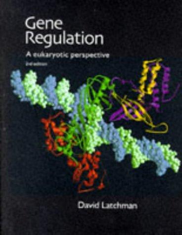 9780748739776: Gene Regulation: A Eukaryotic Perspective