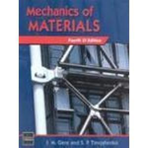 Mechanics of Materials: Timoshenko, Stephen P.