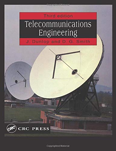 9780748740444: Telecommunications Engineering, 3rd Edition