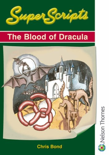 9780748740635: Superscripts - The Blood of Dracula
