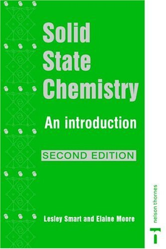9780748740680: Solid State Chemistry: An Introduction, 2nd Edition