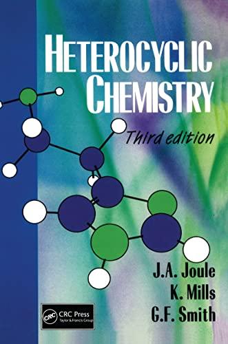 Heterocyclic Chemistry: Joule, J. A.