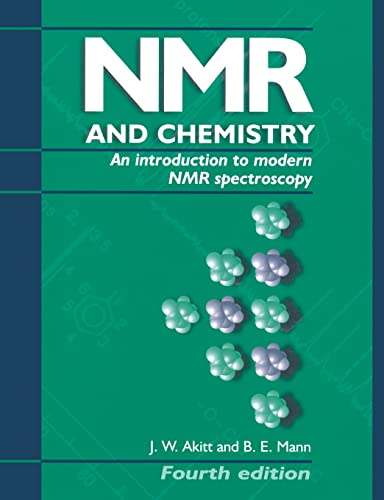 9780748743445: NMR and Chemistry: An introduction to modern NMR spectroscopy, Fourth Edition