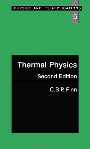 9780748743797: Thermal Physics, Second Edition (Physics and Its Applications)