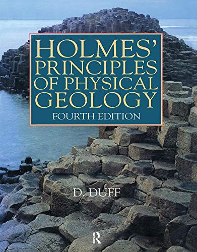 9780748743810: Holmes Principles of Physical Geology