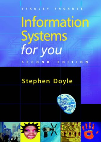 9780748744596: Information Systems for You