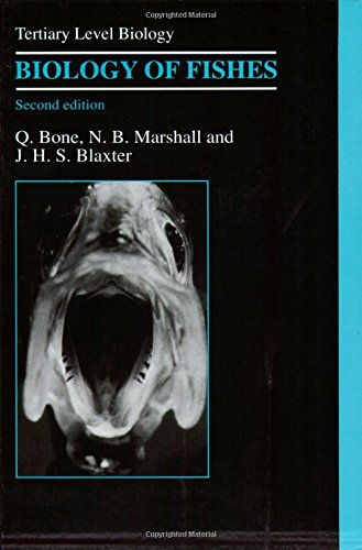 9780748744985: Biology of Fishes