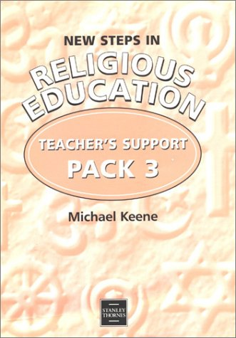 9780748745210: New Steps in Religious Education: Teacher's Support Pack 3