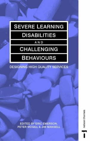 9780748745883: Severe Learning Disabilities