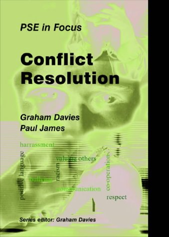 9780748752775: PSE in Focus - Conflict Resolution