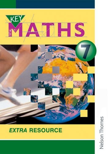 9780748753963: Key Maths 7 Extra Resource Pupil Book: Extra Resource Year 7