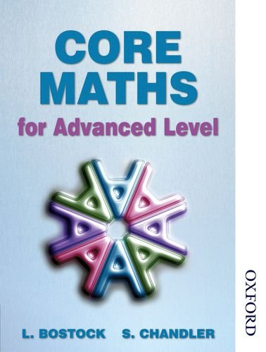 9780748755097: Core Maths for Advanced Level